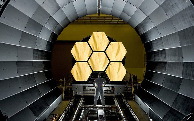 Space telescope to show biggest mysteries of science.