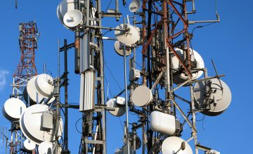 Cell phone tower for cell phones and health effects of radiofrequency radiation