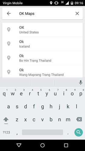 How to access google maps offline on your phone