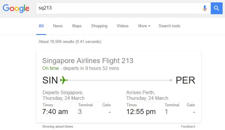 Google-your-flight-number-to-get-flight-status-informaton