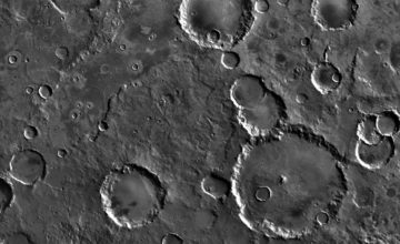 Some interesting facts about impact craters on Mars