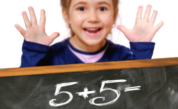How to make mathematics fun for kindergarten kids?